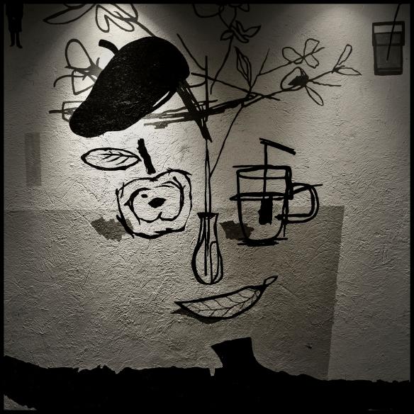 FrenchManGraffiti