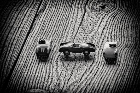 Porsche 550 RS Spyder all set up